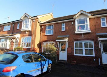 Thumbnail 2 bed town house for sale in Hopton Gardens, Earls Keep, Dudley