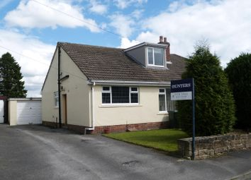 Thumbnail 3 bed semi-detached bungalow for sale in Grange Road, Eldwick