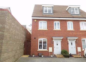 Thumbnail 3 bed semi-detached house for sale in The Farm, Purton, Swindon, Wiltshire