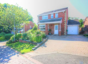 Thumbnail 3 bed detached house for sale in Beechwood, High Spen, Rowlands Gill