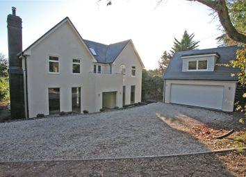 Thumbnail 5 bedroom detached house for sale in Beech Avenue, Lower Bourne, Farnham, Surrey