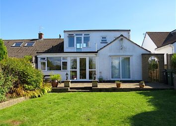 Thumbnail 4 bed semi-detached bungalow for sale in Quantock Road, Portishead