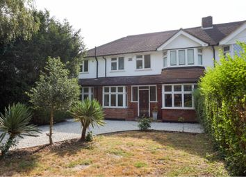 Thumbnail 5 bed semi-detached house for sale in Watford Road, St. Albans