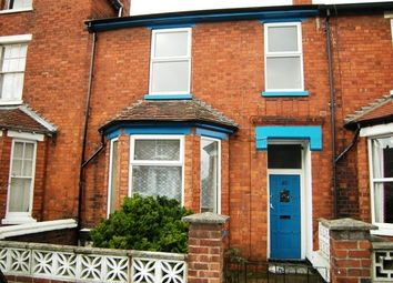 Thumbnail 3 bed terraced house to rent in Colegrave Street, Lincoln