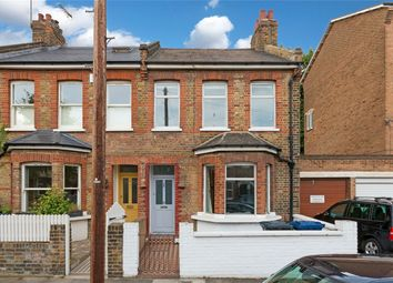 Thumbnail 3 bed end terrace house for sale in Fletcher Road, Chiswick, London
