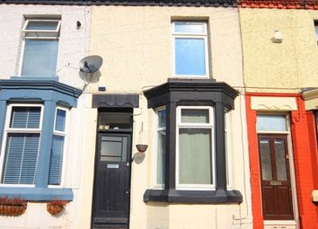 Thumbnail 2 bedroom terraced house for sale in Calthorpe Street, Garston, Liverpool