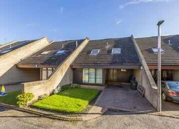 Thumbnail 4 bed terraced house for sale in 19 East Barnton Gardens, Davidsons Mains, Edinburgh