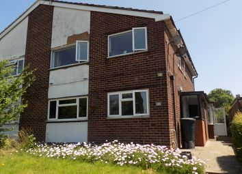 Thumbnail 2 bed maisonette for sale in Hillcrest Avenue, Great Barr, Birmingham