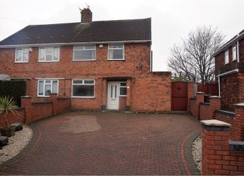 Thumbnail 3 bedroom semi-detached house for sale in Attlee Crescent, Bilston