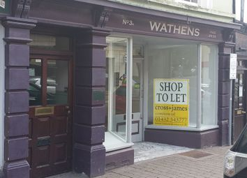 Thumbnail Retail premises to let in King Street, Hereford