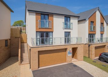 Thumbnail 4 bed detached house for sale in Amethyst Drive, Teignmouth
