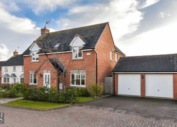 Thumbnail 4 bed detached house for sale in Lingen Field, Sutton St. Nicholas, Hereford