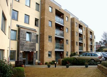 Thumbnail 2 bed flat for sale in Wesley Court, Plymouth