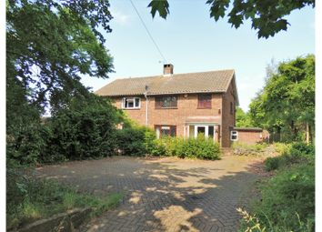 Thumbnail 3 bed semi-detached house for sale in Binnacle Road, Rochester