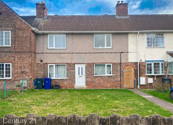 Thumbnail 3 bed terraced house for sale in Mansfield Crescent, Doncaster, South Yorkshire