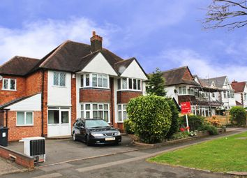 Thumbnail 4 bedroom semi-detached house to rent in Etwall Road, Hall Green, Birmingham