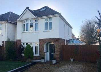 Thumbnail 5 bed detached house for sale in Langdon Road, Parkstone, Poole