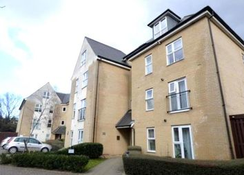 Thumbnail 1 bed flat to rent in Lindoe Close, Southampton