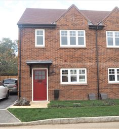 Thumbnail 2 bed semi-detached house for sale in Forest Road North, Waltham Chase, Hampshire