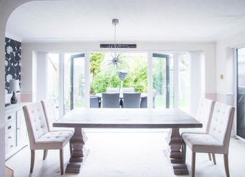 Thumbnail 4 bed detached house for sale in Brackens Drive, Warley, Brentwood