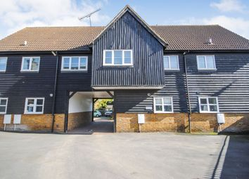 Thumbnail 2 bed flat for sale in Station Road, Sawbridgeworth
