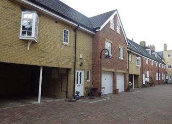 Thumbnail 2 bed terraced house to rent in Chandlers Wharf, St. Neots