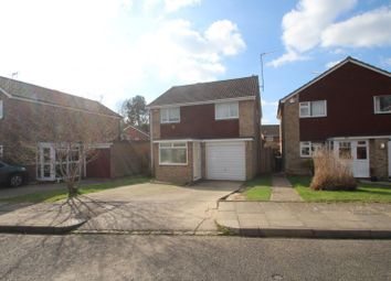 Thumbnail 4 bed detached house to rent in St. Catherines Road, Pound Hill, Crawley