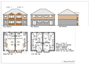 Thumbnail 3 bedroom semi-detached house for sale in Hydes Road, West Bromwich, West Midlands