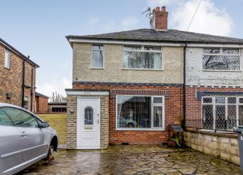 Thumbnail 2 bed semi-detached house for sale in Sneyd Street, Stoke-On-Trent