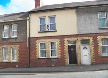 3 bed terraced house for sale in Priory Street, Carmarthen SA31
