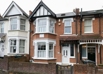 Thumbnail 4 bed terraced house for sale in Beech Hall Road, London