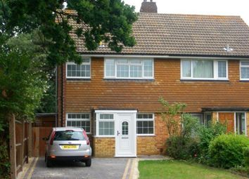 1 bed semi-detached house to rent in Buckingham Road, Hampton TW12