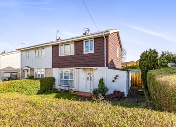 Thumbnail 3 bedroom semi-detached house for sale in Willow Brook Road, Lodge Park, Corby