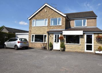Thumbnail 4 bed detached house for sale in New Row, Deeping St. James, Peterborough