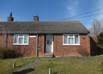 Thumbnail 2 bed bungalow to rent in Shrub House Close, Beck Row, Bury St. Edmunds