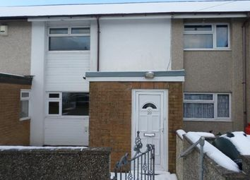 Thumbnail 2 bed terraced house for sale in 20, Stad Ty Hen, Waunfawr