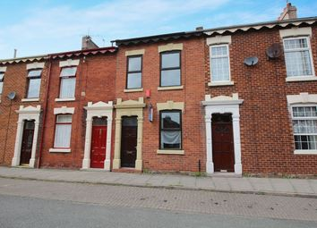 Thumbnail 4 bedroom terraced house to rent in Northcote Road, Preston