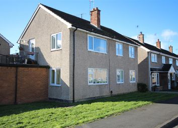 Thumbnail 2 bed flat for sale in Bunting Close, Ilkeston
