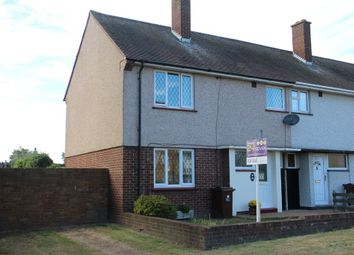 Thumbnail 3 bed end terrace house to rent in Manor Close, Dagenham
