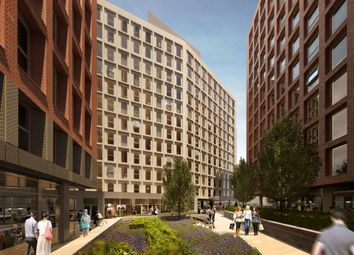Thumbnail 1 bed flat for sale in Manchester New Square, Carding Building, Princess Street Manchester