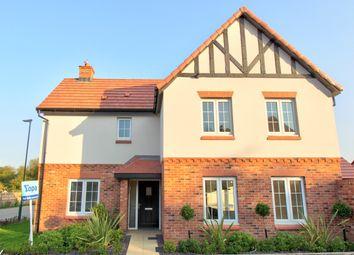 4 bed detached house for sale in Badger Vale, Nottingham NG8