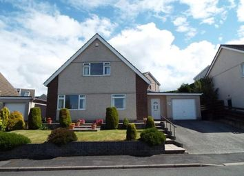 Thumbnail 4 bed bungalow for sale in Y Wern, Llanfairpwllgwyngyll, Anglesey