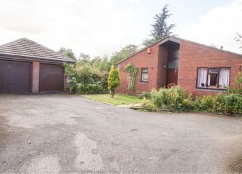 Thumbnail 3 bed detached bungalow for sale in Donnerville Gardens, Admaston Telford