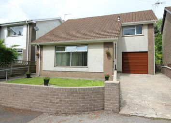 Thumbnail 3 bed detached bungalow for sale in The Park, Blaenavon, Pontypool