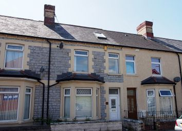 Thumbnail 3 bed terraced house for sale in Castleland Street, Barry