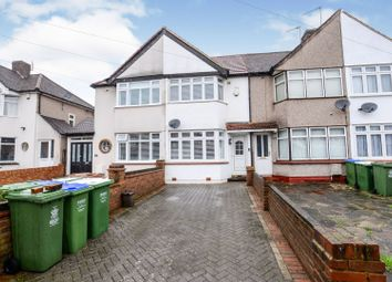 Thumbnail 2 bed terraced house for sale in Beverley Avenue, Sidcup