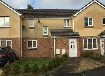 Thumbnail 3 bedroom terraced house to rent in Fforest Fach, Tycroes, Ammanford