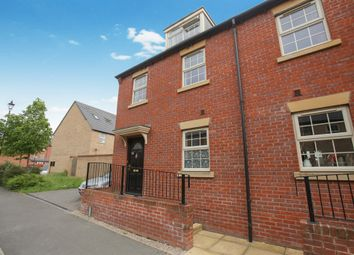 Thumbnail 3 bed semi-detached house for sale in Shaftesbury Crescent, Derby