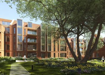 Thumbnail 2 bed flat for sale in Hampstead Manor, Kidderpore Avenue, Hampstead, London