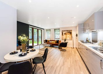 Thumbnail 1 bed flat for sale in Cornwall Road, Croydon
